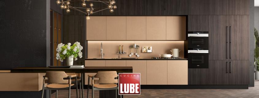Cucine Lube modello Clover - Merano Trentino Alto Adige